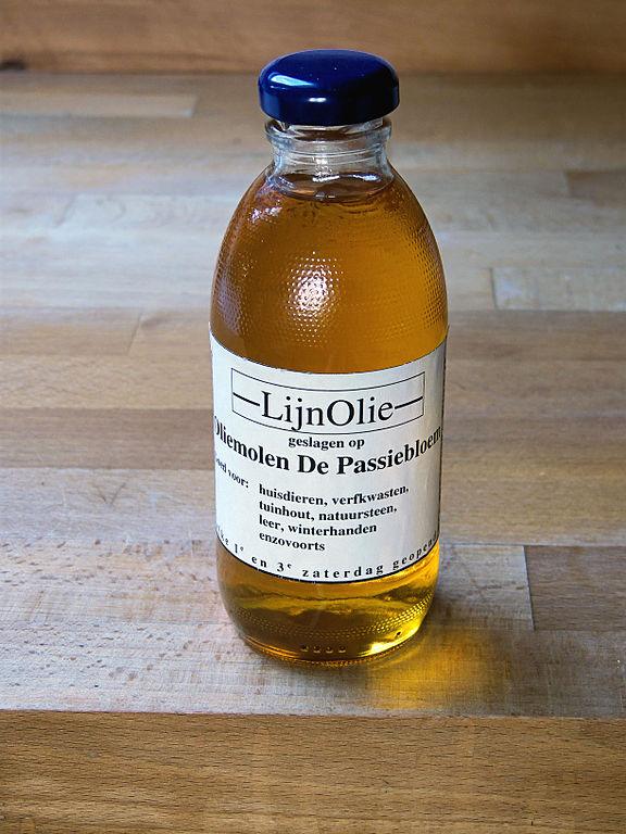 L 39 huile de lin patine d 39 autrefois for Huile de lin carrelage